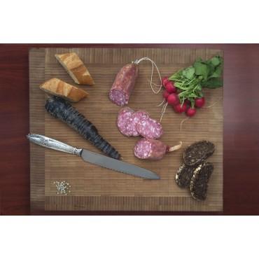 Salami pur porc maison
