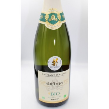 Crémant Bio Wolfberger