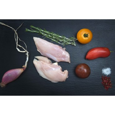 blanc de poulet Label rouge